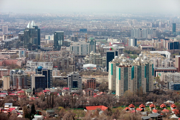 Almaty has submitted a bid to host the 2022 Winter Olympics and Paralympics
