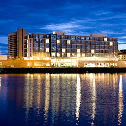 The Apex City Quay Hotel in Dundee will be part of a Satellite Village for shooting competitors and officials during Glasgow 2014