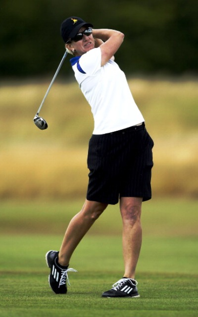 Australian Karrie Webb will be looking to add another major title to her collection at Turnberry in 2015