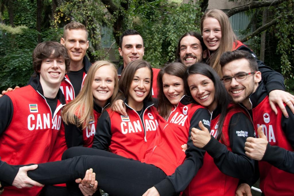 Charle Cournoyer, Olivier Jean, Jessica Gregg, Valérie Maltais, Michael Gilday, Jessica Hewitt,Charles Hamelin, Marie-Ève Drolet, Marianne St Gelais and François Hamelin have been nominated for Canada's Sochi 2014 team