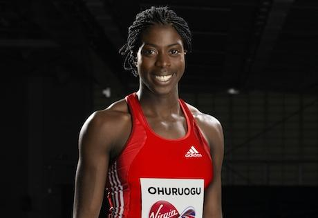 Christine Ohuruogu has been signed-up by Virgin Media as an ambassador for Glasgow 2014