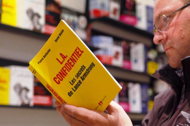 David Walshs book L.A. Confidential alleged that Armstrong was involved in systematic doping