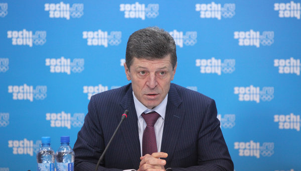 Dmitry Kozak has promised full compliance with the Olympic charter at Sochi 2014