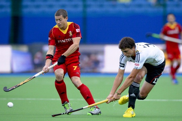 Germany and Belgium will meet for the first time in a European Championship final