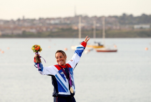 Helena Lucas has been named as among the IPCs Ones to Watch at the 2013 Sailing World Championships