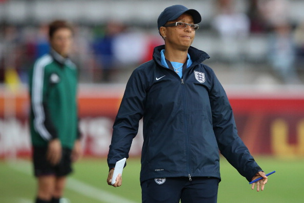 Hope Powell has been sacked as England national women's team manager after a disastrous European Championships campaign