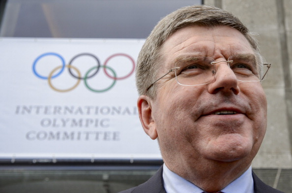 If elected as IOC President, Thomas Bach is keen retain the limit on the number of athletes and establish one on the number of permanent facilities