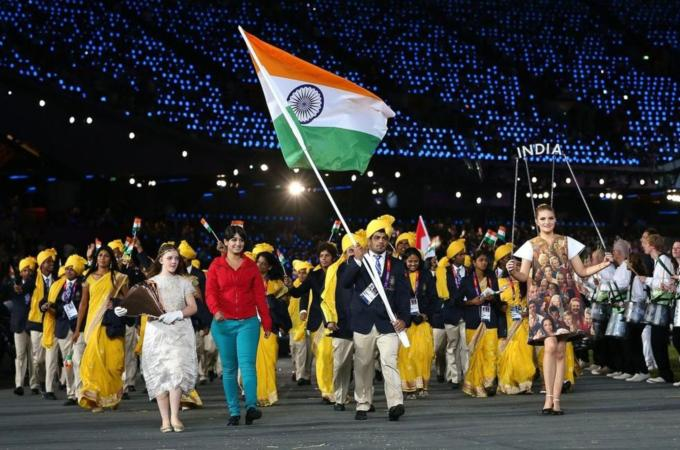 India have already been suspended from the IOC in December 2012