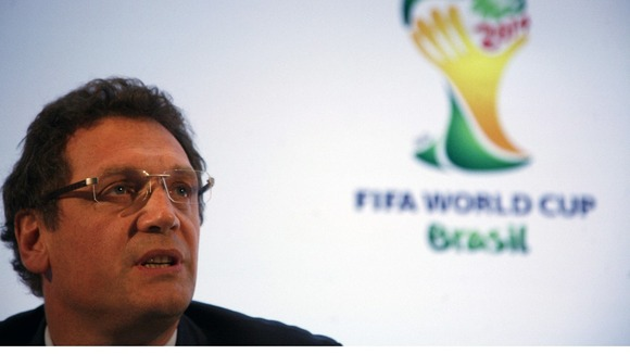 FIFA secretary general Jérôme Valcke is set to discuss the implications of the doping in Rio de Janeiro being suspended during his visit to Brazil this week