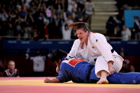 Karina Bryant London 2012