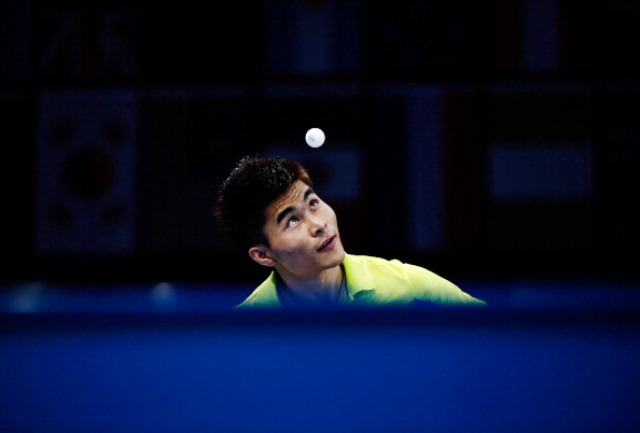 London 2012 gold medallist Cao Ningning of China won the mens singles class five in Incheon