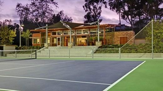Marguerite Tennis Pavilion