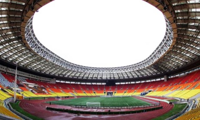 Moscows Luzhniki stadium will host the FIFIA World Cup Final on July 8 2014 following a multi million pound redevelopment