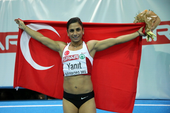 Nevin Yanıt has been banned for two years for doping