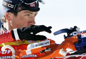 Norway's six-time Olympic champion Ole Einar Bjørndalen is among the nine candidates standing for election to the IOC Athletes Commission