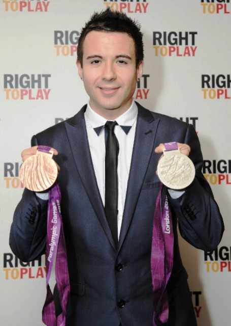 Para-table tennis silver and bronze medallist Will Bayley will be competing back in the Copper Box Arena during National Paralympic Day