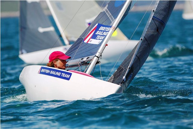 Paralympic champion Helena Lucas will be tough to beat in the 2.4mR class in Kinsale