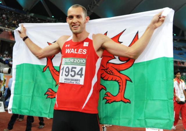 Proud Welshman Dai Greene will be looking to defend his Delhi 2010 400m hurdles title in Glasgow next year