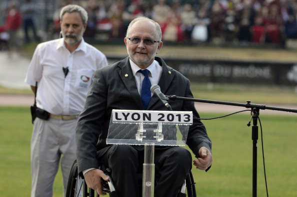 Sir Philip Craven is looking to secure a fourth and final term as IPC President