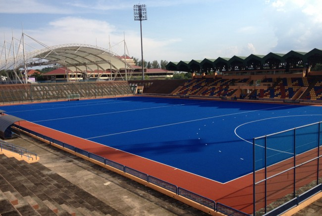 The 2014 men's Champions Challenge 1 will take place in Malaysia
