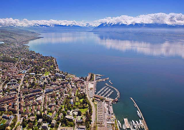 The Swiss Olympic Committee has officially put forward Lausanne as the nation's potential candidate city for the 2020 Winter Youth Olympics