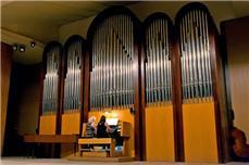 The organ music festival in Sochi was part of the Cultural Olympiad