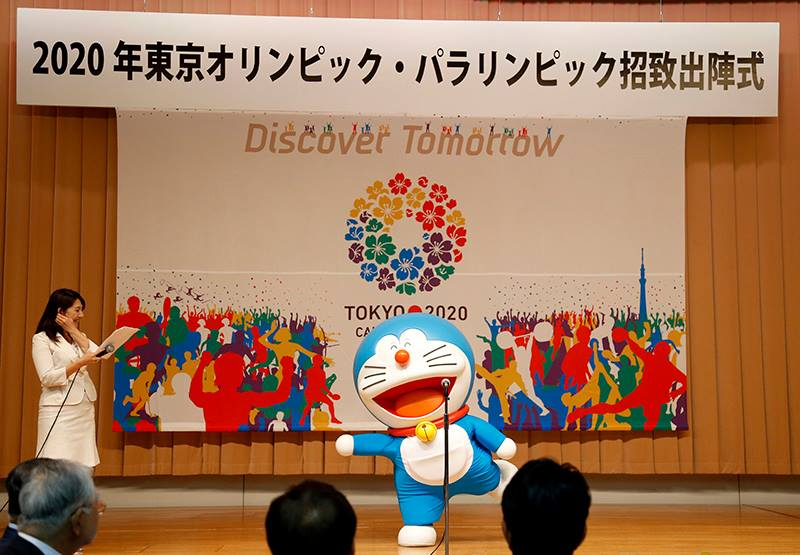 Momentum is growing behind Tokyo's bid to host the 2020 Olympics and Paralympics, claims bid leader Tsunekazu Takeda