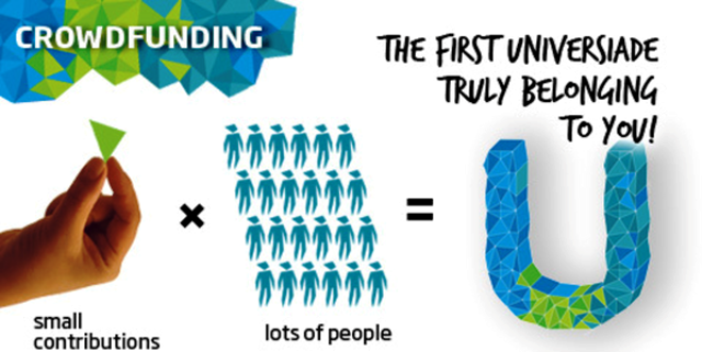 Trentino 2013 Crowdfunding camapign aims to create a stronger bond between spectators and the Games