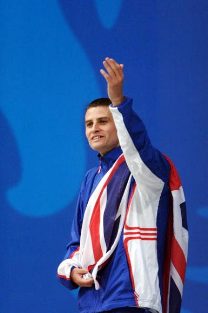 Triple Paralympic champion Giles Long believes London 2012 has helped to end disability in thw workplace being viewed as a taboo subject