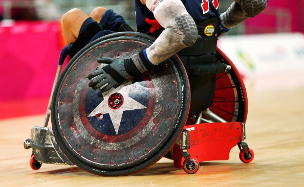 Wheelchair Rugby Ready