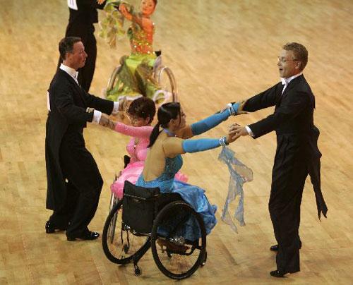 Wheelchair dance sport 2