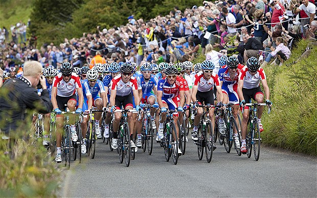 """Cycling """"riding tidal wave of success"""" in UK, claims ..."""