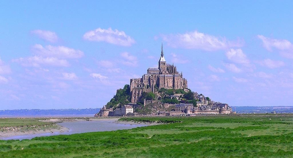 Mont Saint-Michel will provide an impressive backdrop for the edurance events at the 2014 World Equestrian Games