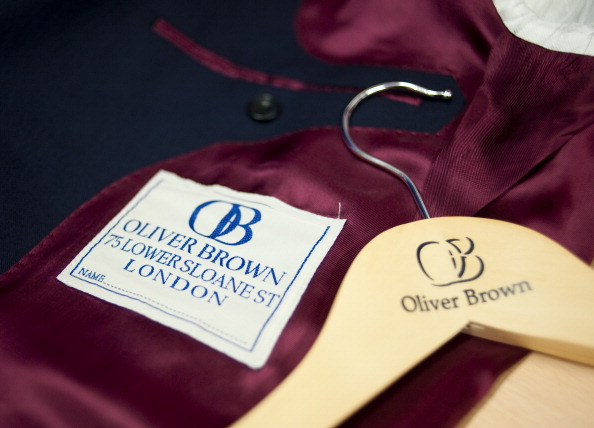 Oliver Brown is the Official Supplier of Formalwear to Team GB for Sochi 2014