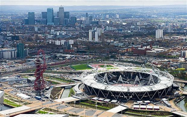 london 2012 olympic park2