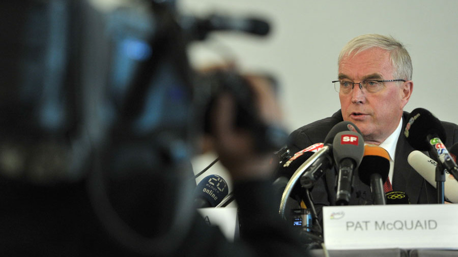 Pat McQuaid has claimed that Russian oligarch Igor Makarov is behind attempts to unseat him as President of the UCI