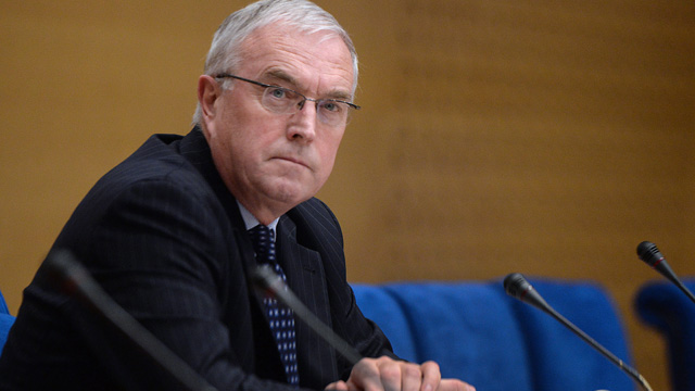 Pat McQuaid today claimed that any doubts over his ability to stand for a third term as President of the UCI had been ended following legal advice