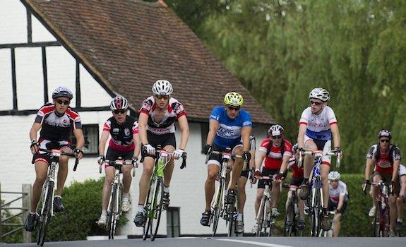 riders in surrey
