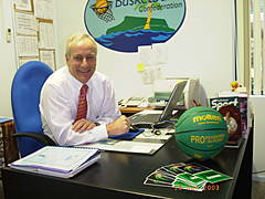 International Basketball Federation (FIBA) Oceania secretary general Steve Smith has announced that he will step down at the end of the year after more than 15 years in the role.