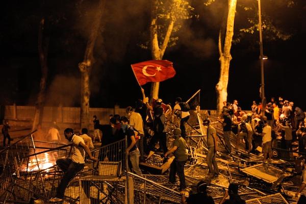 turkey-riots