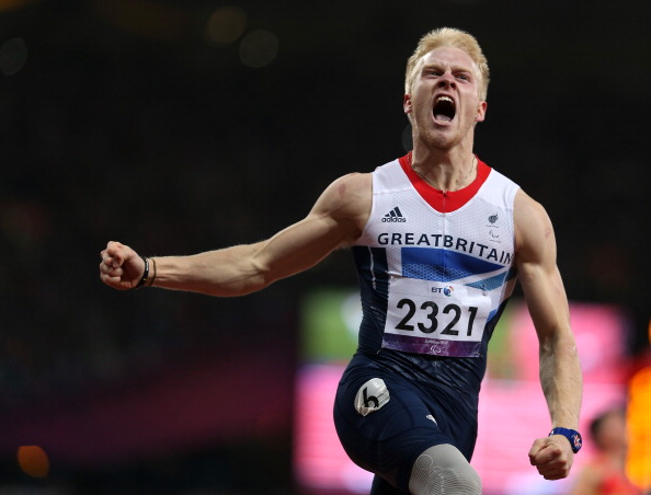 T44 100m champion Jonnie Peacock was one of the stars of the ParalympicsGB squad as they secured a second consecutive top-three medal table finish