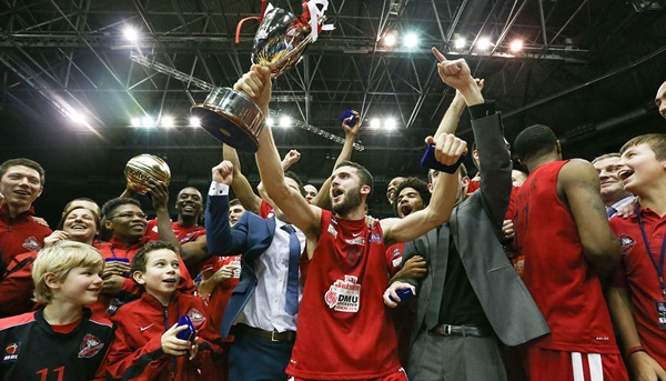 The Leicester Riders overcame their rivals the Newcastle Eagles in both the BBL Cup and Play-off finals last season