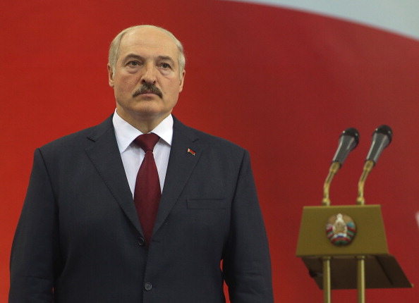 Alexander Lukashenko has warned of a potential boycott of the 2014 Ice Hockey World Championship set to take place in Minsk