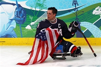 Andy Yohe will lead Team USA into battle again at the Sochi 2014 Paralympic Games