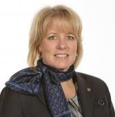 Ann Cody is aiming to become the new IPC vice-president