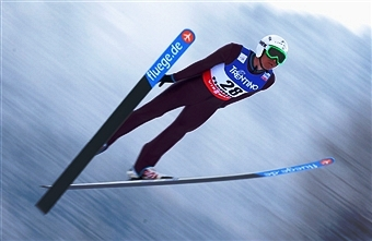 Billy Demong is among nine Team Citi athletes for Sochi 2014