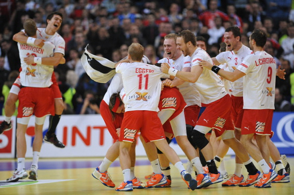 Reigning champions Denmark will host the EHF Euro 2014 event