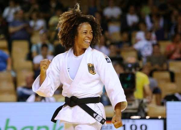 Germany's Miryam Roper carried on her great year with gold in Rijeka