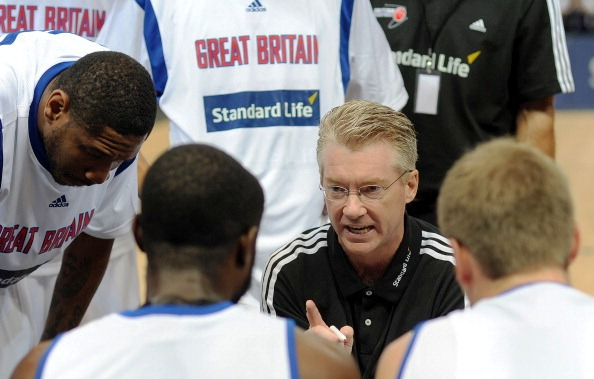Great Britain head coach Joe Prunty has named a youthful squad for the European Championships