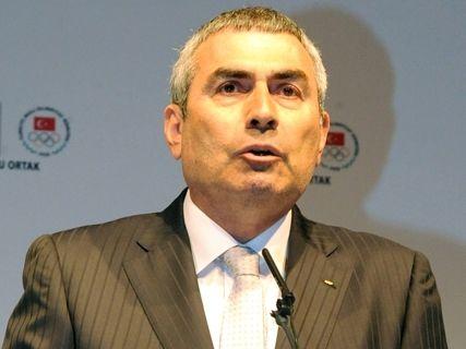Head of the Turkish NOC Erdener